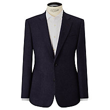 Buy Berwin & Berwin Donegal Wool Tailored Suit Jacket, Blue Online at johnlewis.com