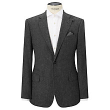 Buy Berwin & Berwin Donegal Wool Tailored Suit Jacket, Grey Online at johnlewis.com