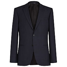 Buy Reiss Baggio Wool Check Modern Fit Suit Jacket, Blue Online at johnlewis.com