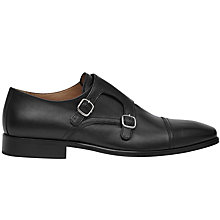 Buy Reiss Finn Double Monk Strap Shoes Online at johnlewis.com