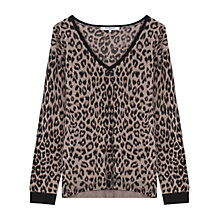 Buy Gerard Darel Emile Jumper, Camel Online at johnlewis.com