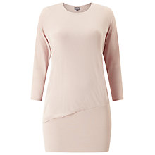Buy Phase Eight Adeline Asymmetric Top, Pink Online at johnlewis.com