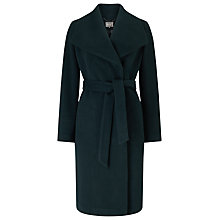 Buy Phase Eight Nicci Belted Coat, Dark Forest Online at johnlewis.com