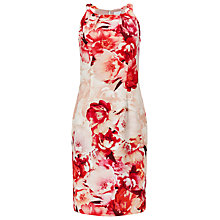 Buy Jacques Vert Petite Placement Dress, Multi Online at johnlewis.com