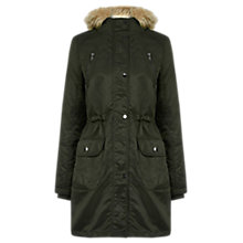 Buy Oasis Diana Parka Jacket Online at johnlewis.com