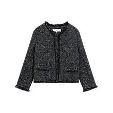 Buy Gerard Darel Norma Jacket, Blue Online at johnlewis.com