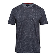 Buy Ted Baker T for Tall Ferdytt Graphic Print T-Shirt, Navy Online at johnlewis.com