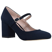 Buy Carvela Kold Block Heel Court Shoes Online at johnlewis.com