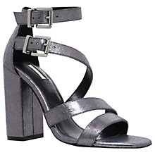 Buy Carvela Goody High Block Heel Sandals Online at johnlewis.com