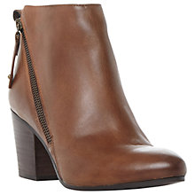 Buy Steve Madden Jaydun Block Heeled Ankle Boots Online at johnlewis.com