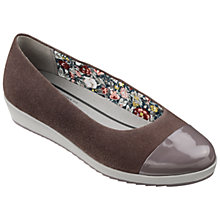 Buy Hotter Angel Dual Fit Slip On Pumps Online at johnlewis.com