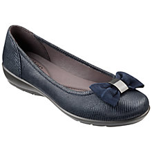 Buy Hotter Alice Slip On Ballet Pumps Online at johnlewis.com