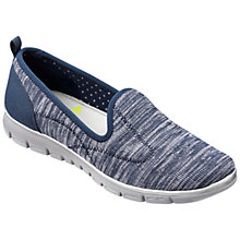 Buy Hotter Cloud Slip On Trainers Online at johnlewis.com