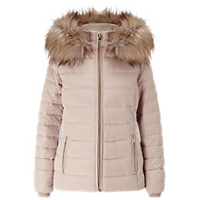 Buy Miss Selfridge Quilted Puffer Coat Online at johnlewis.com