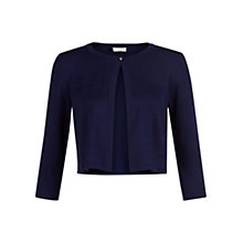 Buy Hobbs Rafaela Cardigan, Midnight Online at johnlewis.com