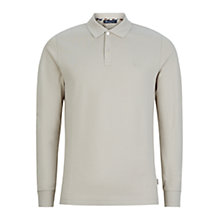 Buy Aquascutum Hilton Long Sleeve Polo Shirt Online at johnlewis.com