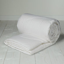 Buy John Lewis 80/20 Anti Allergy Duvet, All Seasons 13.5 Tog (9+4.5 Tog) Online at johnlewis.com