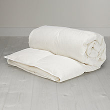 Buy John Lewis 90/10 Canadian Goose Down Duvet, 9 Tog Online at johnlewis.com