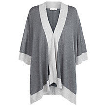 Buy Damsel in a dress Gigi Wrap Cardigan, Grey Online at johnlewis.com