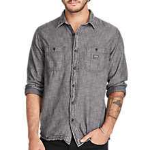Buy Denim & Supply Ralph Lauren Work 2 Pocket Regular Shirt Online at johnlewis.com