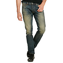 Buy Denim & Supply Ralph Lauren Slim 5 Pocket Jeans, Morrison Online at johnlewis.com