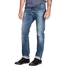 Buy Denim & Supply Ralph Lauren Straight Fit Jeans, Carlsson Online at johnlewis.com