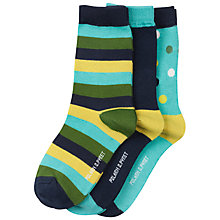 Buy Polarn O. Pyret Children's Socks, Pack of 3 Online at johnlewis.com