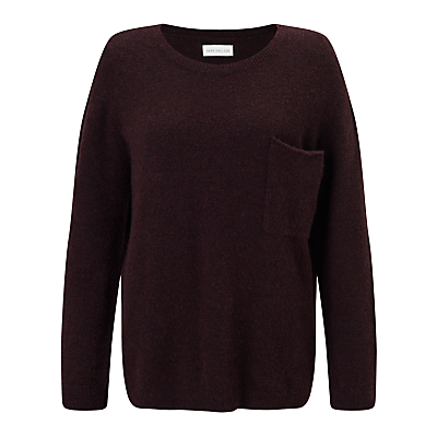 Harris Wilson Tera Wool-Blend Jumper, Mure