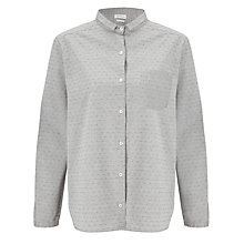 Buy Harris Wilson Venus Dot Shirt, Galet Online at johnlewis.com