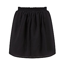 Buy Harris Wilson Valeska Skirt, Noir Online at johnlewis.com