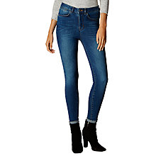 Buy Karen Millen Washed Jeans, Denim Online at johnlewis.com