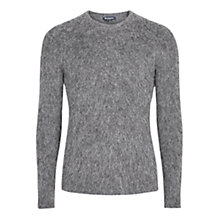 Buy Aquascutum Victor Jumper, Charcoal Online at johnlewis.com