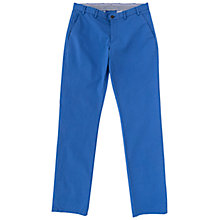 Buy Thomas Pink Wyndham Slim Chinos, Blue Online at johnlewis.com