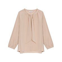 Buy Gerard Darel Romy Blouse, Nude Online at johnlewis.com