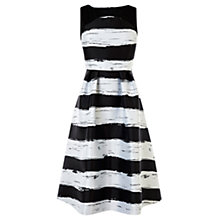 Buy Coast Kobe Print Dakini Dress, Mono Online at johnlewis.com