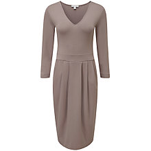 Buy Pure Collection Alaina Heavy Jersey Dress Online at johnlewis.com