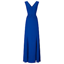 Buy Phase Eight Ailsa Maxi Dress, Cobalt Online at johnlewis.com