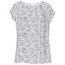 Buy Betty & Co. Printed Top, Reed/Dark Blue Online at johnlewis.com