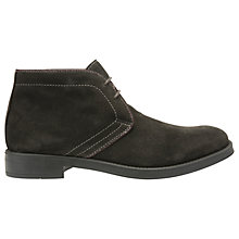 Buy Geox Blade Boots, Brown Cotto Online at johnlewis.com