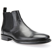 Buy Geox Federico Boots, Black Online at johnlewis.com