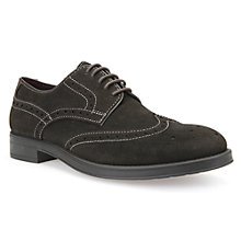 Buy Geox Blade Brogues, Mud Online at johnlewis.com