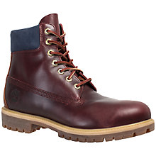 Buy Timberland Original 6 Inch Premium Boots, Medium Brown Online at johnlewis.com