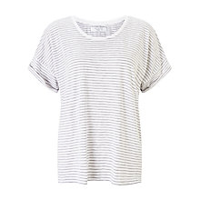 Buy John Lewis Drop Sleeve T-Shirt Online at johnlewis.com