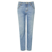 Buy AND/OR Venice Beach Boyfriend Jeans, Blue Heaven Online at johnlewis.com