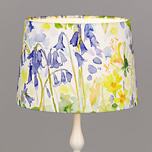 Buy bluebellgray Bluebell Woods Tapered Lampshade Online at johnlewis.com