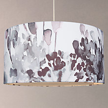 Buy John Lewis Croft Collection Laila Diffuser Lampshade, Multi, Dia. 50cm Online at johnlewis.com