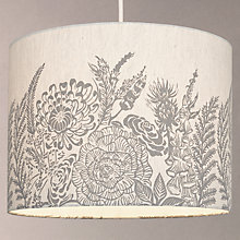 Buy John Lewis Woodcroft Lampshade Online at johnlewis.com
