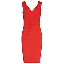 Buy Reiss Alessandra Dress, Clementine Online at johnlewis.com