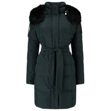 Buy Phase Eight Freya-Jane Puffer Jacket, Olive Online at johnlewis.com