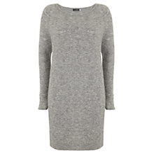 Buy Mint Velvet Slouchy Knitted Dress Online at johnlewis.com